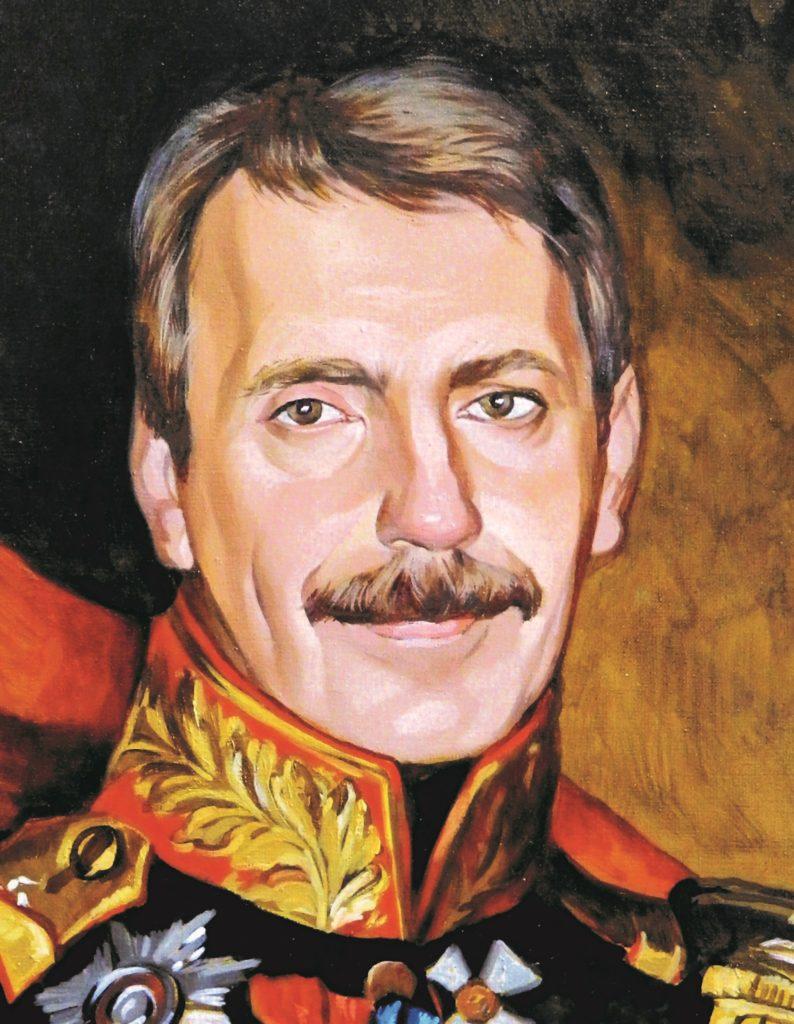 портрет маслом по фото Севастополь