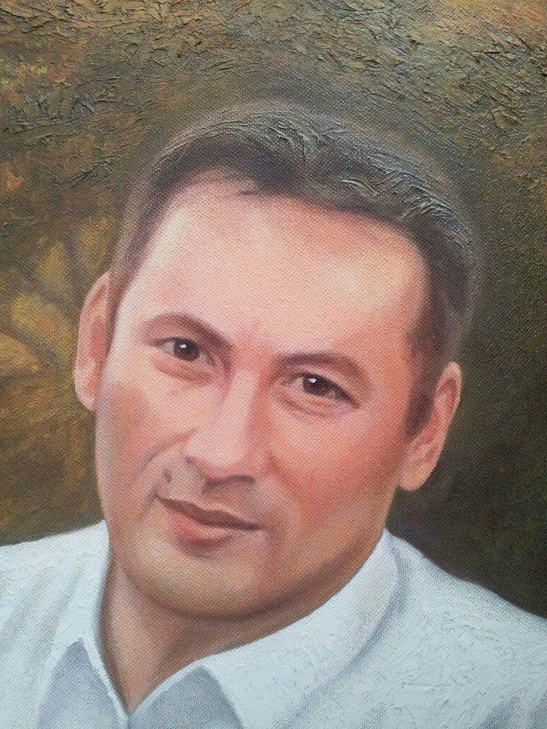 где заказать семейный портрет маслом в Севастополе