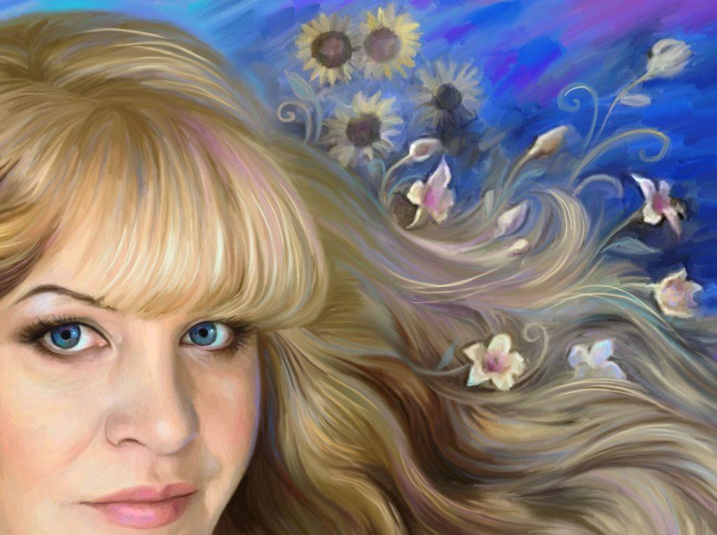 где заказать портрет на холсте в Севастополе